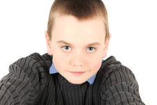 Free Portrait Of Young Boy Stock Images - 15093004