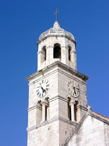 Free Church Tower Royalty Free Stock Images - 15093469