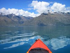 Free Quiet Paddle Royalty Free Stock Images - 15093569