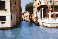 Free Street Of Venice Stock Photos - 15094213