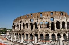 Free Colosseum, Rome, Italy Stock Images - 15094964