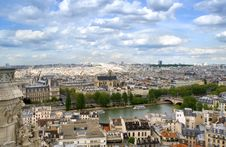 Paris, I Love You Stock Image
