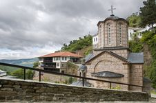Free Church And Monastery Complex Stock Photos - 15096693