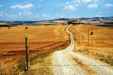 Free Tuscany Landscape Stock Photos - 15096843