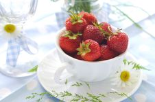 Free Strawberry Royalty Free Stock Image - 15097286
