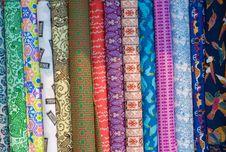 Free Thai Textile Stock Photos - 15098023
