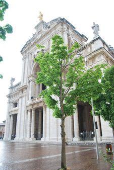 Free Assisi - S. Maria Degli Angeli Royalty Free Stock Images - 15098469