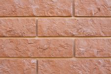 Free Even Decorative Brick Wall Background Stock Photo - 15099230