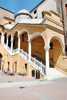 Ferrara - Italy Royalty Free Stock Image
