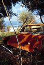 Free Rusted Car Stock Photography - 1512992