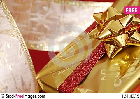 Free Christmas Decoration Royalty Free Stock Photo - 1514335