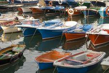 Free Boats Royalty Free Stock Image - 1510736