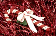 Free Candy Cane Stock Photo - 1510910