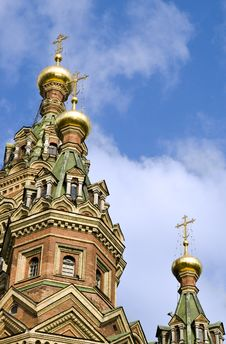 Free Orthodox Cathedral Royalty Free Stock Images - 1511219