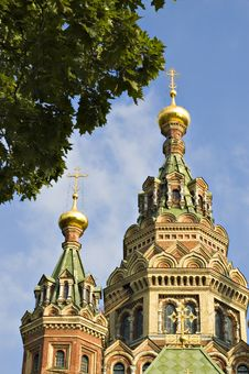 Free Orthodox Cathedral Stock Images - 1511234