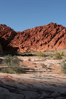 Free Red Rock Formations Stock Photos - 1511853