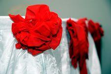Free Wedding Ribon Royalty Free Stock Image - 1512046