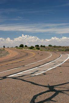Free Curvy Road Stock Image - 1512171