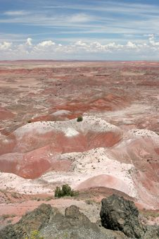 Free Painted Desert Stock Image - 1512181