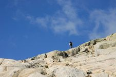Free Trekking Royalty Free Stock Image - 1512746
