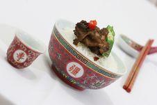 Free Rice Dish Stock Photo - 1513430