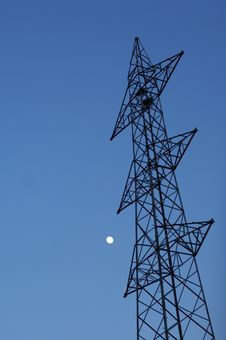 Free Electricity Pylon Royalty Free Stock Photos - 1513658