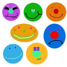 Free Smiles Royalty Free Stock Image - 1514936