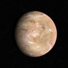 Free Desert Planet. Stock Photo - 1515330