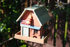 Free House For Nuts Royalty Free Stock Photography - 1515947
