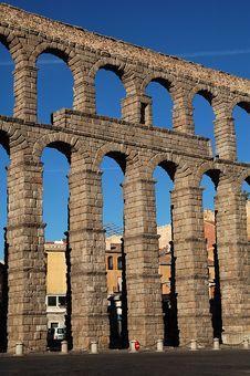 Free Aqueduct 2 Stock Images - 1516574