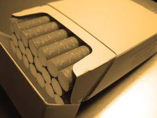 Free Cigarettes Stock Photo - 1517380