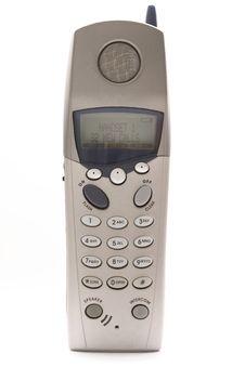 Free Cordless Phone Stock Image - 1517941