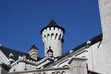 Free Castle Turret Stock Image - 1518771