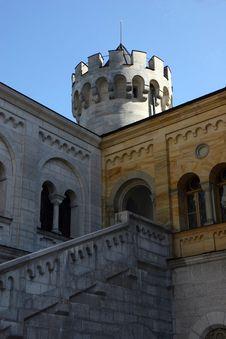 Free Castle Turret Stock Photos - 1518773
