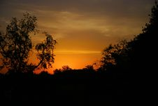 Free France Sunrise Royalty Free Stock Images - 1518949