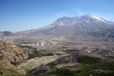 Free Mount St Helens Royalty Free Stock Photo - 1519035