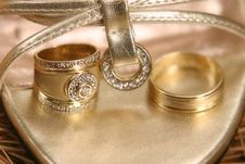 Free Rings Of Gold Stock Photos - 1519303