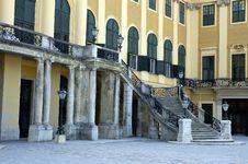 Schonbrun Palace Royalty Free Stock Photos