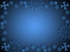 Free Winter Frame Stock Photos - 1519393