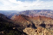 Free Grand Canyon From Yaki Point Royalty Free Stock Photos - 1519838