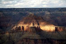 Free Grand Canyon From Maricopa Point Royalty Free Stock Photo - 1519915