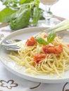 Free Spaghetti Royalty Free Stock Photo - 15101125
