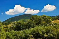 Free Blue Sky View With White Clouds. Stock Photo - 15100770
