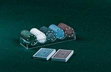 Free Poker Stock Photo - 15100880