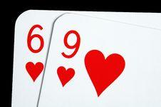 Free Sixty Nine Stock Photo - 15101020