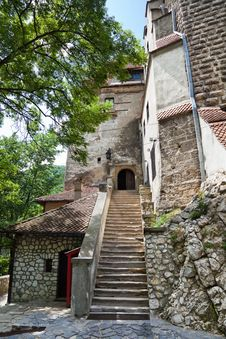 Free Bran Castle Royalty Free Stock Photography - 15101157