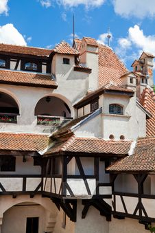 Free Bran Castle Stock Images - 15101194