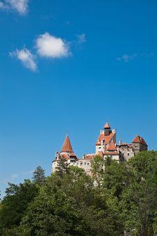 Free Bran Castle Stock Image - 15101201
