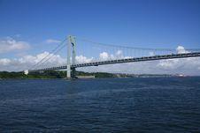 Free Verrazano-Narrows Bridge Stock Photography - 15101402