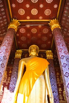 Free Standing Image Of Buddha Royalty Free Stock Photos - 15101608